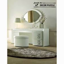 modern dressing table with mirror designs. Brilliant Mirror White Modern Dressing Table Designs For Bedroom Oval Mirror With Modern Dressing Table Mirror Designs A