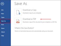 Edit Pdf Documents Using Word Online Free