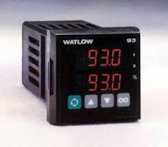 watlow series 93 auto tuning temperature controller equipment watlow series 93 control