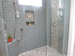 Best Glass Tile Bathroom Ideas Only On Pinterest Blue Glass