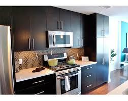 Kitchen Island Fabulous One Wall Single Wall Kitchen Design Brown - One wall kitchen designs