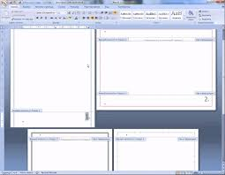 Как сделать разные номера страниц рамки и ориентацию у разных  Как сделать разные номера страниц рамки и ориентацию у разных страниц в word