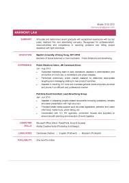 communication graduate cv powered by career times communication graduate cv