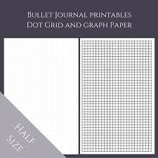 Bullet Journal Graph Paper Tutar Opencertificates Co