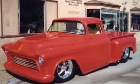 Truck chevy 1955 truck : 9 Six-Figure Chevrolet Trucks