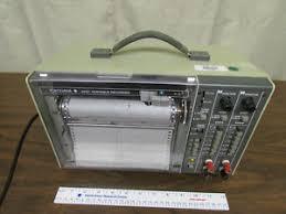 Details About Yokogawa 3057 Portable Chart Recorder Model 305721 Working