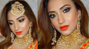 plete indian bridal makeup you