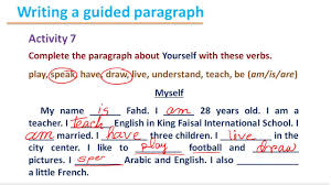 writing b u introducing yourself  writing 112 b1 u2 introducing yourself 4