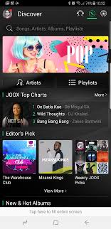 Joox Top Chart 2017 Joox Music Streaming Service From Naspers Launched At R60