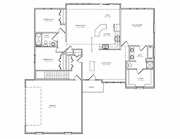 2 bedroom 2 bath house plans with basement. image of: 53 3 bedroom house plans basement pertaining to 2 bath with b