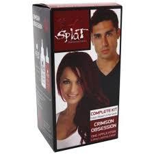 Splat Semi Permanent Hair Color Purple