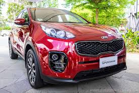 new car releases 2016 philippines2016 Kia Sportage launched in the Philippines  Auto Industry News