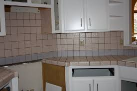 Self Install Kitchen Cabinets Remodelaholic Quick Install Of Concrete Countertops Kitchen