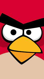 Angry Bird Game Background iPhone 6 Wallpaper Download   iPhone Wallpapers,  iPad wallpapers One-stop Download   Bird wallpaper, Angry birds, Cartoon  wallpaper