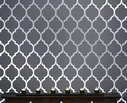 wall pattern beautiful wall inspired modern designer pattern stencil for walls decor better than vinyl wall wall pattern