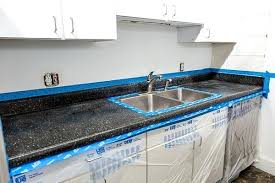 how to resurface covering laminate simple black formica countertops painting over look like granite