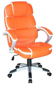 orange and white office chair unique orange leather desk chair about remodel the best office chair orange and white office chair