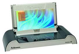 Fellowes <b>Helios 30</b> Office Thermal Binding Machine With Heat ...
