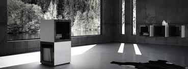 Möbel Minimalismus ▭ moderne weiße Hochglanz Design-Möbel von ...
