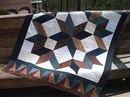 "Best 25+ Star quilt patterns ideas on Pinterest | Quilt block ... & Free 3 Yard Quilt Patterns | Really like the quilting Carpenter Star "" Adamdwight.com"
