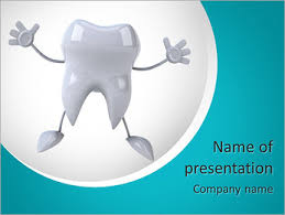 Tooth Powerpoint Template Infographics Slides
