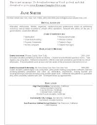 Dental Hygienist Resume Template Dental Hygienist Resume Example