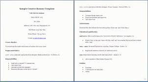Resume Writing Template How To Write A Fr Sevte