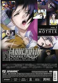 Taboo Charming Mother 1 Unfulfilled Wife DVD Japan Anime