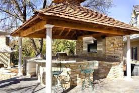 outdoor kitchen roof roofing structures outdoor kitchen shed roof