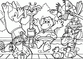 Small Picture Dltk Animal Coloring Pages Cats Coloring Coloring Pages