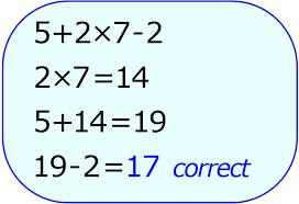 math calculator basic calculator calculator input correct pemdas example 1