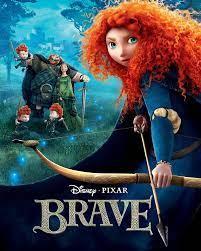 Brave - Công Chúa Tóc Xù (2012)