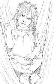 In De Fairy Boom Leuke Kleurplaten Pagina Fantasie Kleuren Etsy