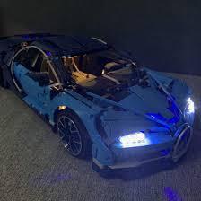Lego Bugatti Chiron Light Kit Installation Amazon Com Lingxuinfo Led Light Kit Compatible With Lego