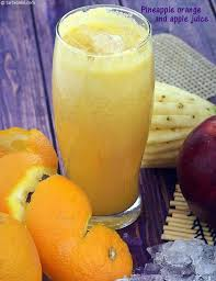 digestive aid pineapple orange and