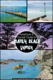 a complete guide to manly beach area in sydney australia s northern beaches complete with