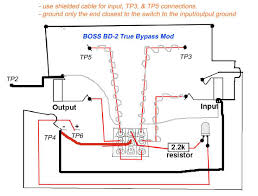 boss bd 2 true bypass wiring diagram photo by cannonfodder187 boss bd 2 true bypass wiring diagram