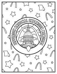 Park Coloring Pages Missouri National Parks Passport Challenge