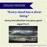 essay on the proverb every cloud has a silver lining  essay on the proverb every cloud has a silver lining