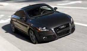 2014 Audi TT Review - Top Speed