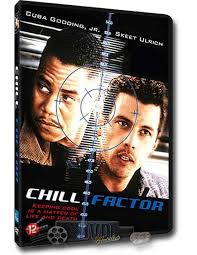 Chill Factor - Cuba Gooding jr., Skeet Ulrich - DVD (1999)