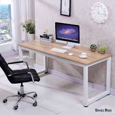 home office computer workstation. Computer Desk PC Laptop Table Wood Workstation Study Home Office Furniture #ZETY #Contemporary D