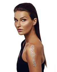 Swarovski Crystal Tattoo