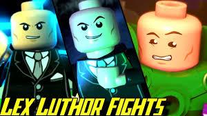 <b>Evolution</b> of Lex Luthor Battles in <b>LEGO Batman</b> Games (2008-2017 ...
