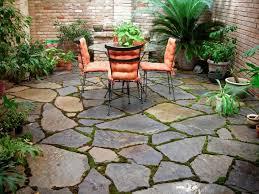 stones patio great