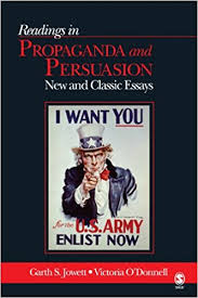 readings in propaganda and persuasion new and classic essays readings in propaganda and persuasion new and classic essays 1st edition