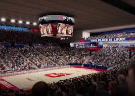 Dayton Arena Seating Chart Ncaa Major Renovation To Ud Arena Will Benefit Fan Experience