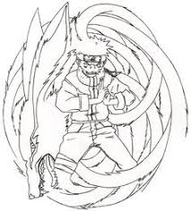 Naruto Nine Tails Coloring Pages Awesome 59 Best 9 Tailed Fox Images
