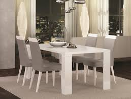 white high gloss dining table and opt grey tap to expand