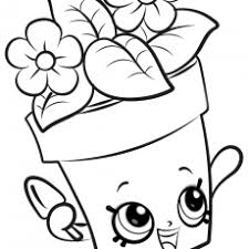 Winsome Shopkin Coloring Page Shopkins Pages Free Printable Season 7